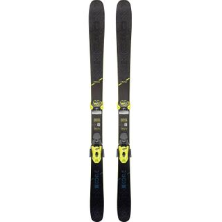 HEAD MENS SKI KORE 93/TYROLIA ATTACK2 13  -  171