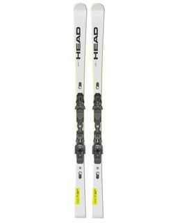 HEAD SKI WC REBELS E-SPEED SW RP EVO 14/TYROLIA FREEFLEX ST,