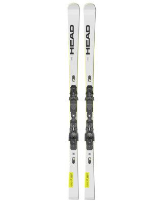 HEAD SKI WC REBELS E-SPEED SW RP EVO 14/TYROLIA FREEFLEX ST, 180