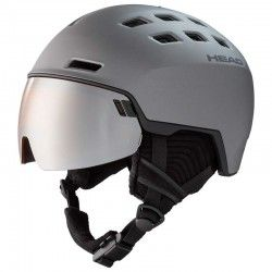 HEAD HELMET RADAR, GRAPHITE/BLACK
