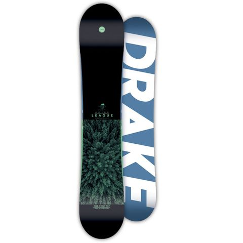 DRAKE 2020 LEAGUE MENS SNOWBOARD - 148