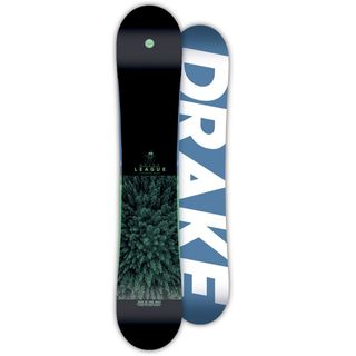 DRAKE 2020 LEAGUE MENS SNOWBOARD - 152