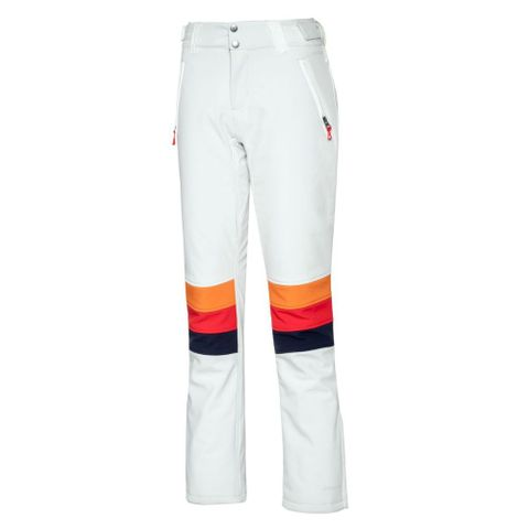 PROTEST WOMENS PANT LEE MARIE, WHITE, S