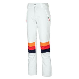 PROTEST WOMENS PANT LEE MARIE, WHITE, L