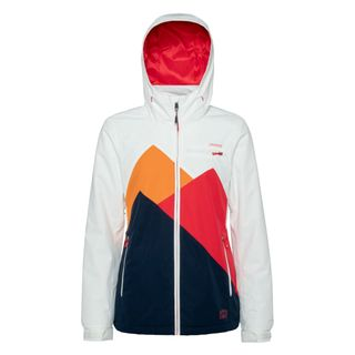 PROTEST WOMENS JACKET ATOMIC, SEA SHELL