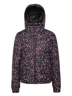 PROTEST WOMENS JACKET DANTE, PINK