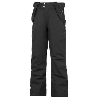 PROTEST KIDS PANT BORK, TRUE BLACK