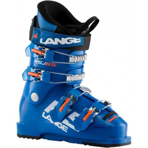 LANGE JUNIOR BOOTS RSJ 65, POWER BLUE/ORANGE, 23.5