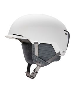 SMITH SCOUT ADULTS HELMET, MATT WHITE, M
