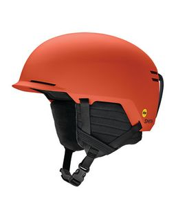 SMITH SCOUT ADULTS HELMET, MATT BURNT ORANGE, L
