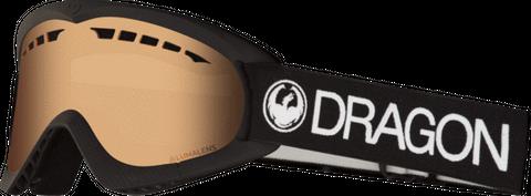 DRAGON DXS BLACK/LL AMBER