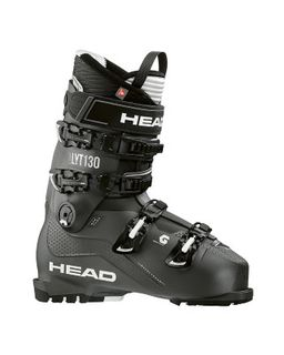 HEAD BOOTS EDGE LYT 130, BLACK/ANTRACITE, 27.5