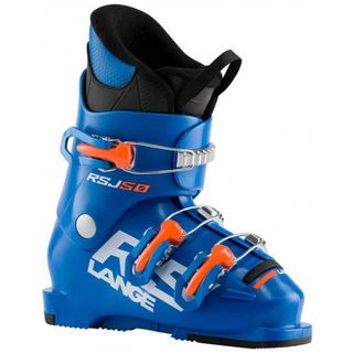 LANGE JUNIOR BOOTS RSJ 50, POWER BLUE/ORANGE, 21.5