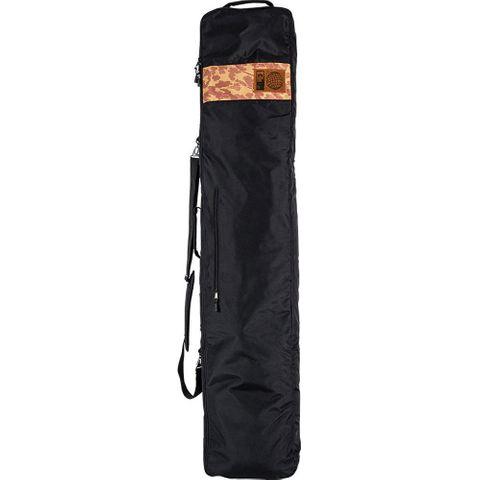 ROME NOMAD SNOWBOARD BAG, BLACK/CAMO, 162
