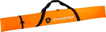 DYNASTAR SPEEDZONE BASIC SKI BAG, ORANGE, 185