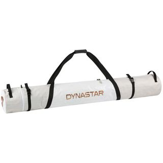 DYNASTAR INTENSE ADJUSTABLE SKI BAG, WHITE/BRONZE, 150-170