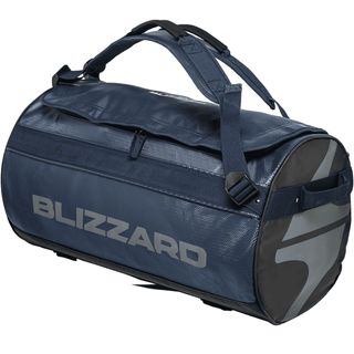 BLIZZARD  DUFFLE BACK PACK, NAVY/BLACK