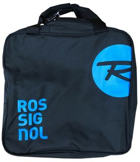 ROSSIGNOL ALLTRACK BOOT BAG - BLACK/BLUE