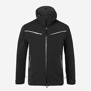 KJUS 20 FORMULA MENS JACKET - BLACK - 56/2XL