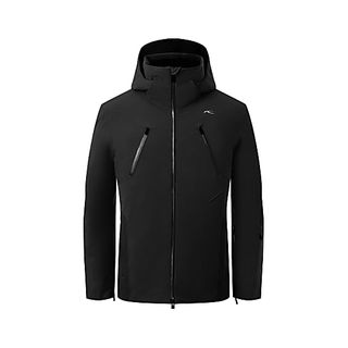 KJUS 20 FORMULA  DLX  MENS JACKET - BLACK - 52/L