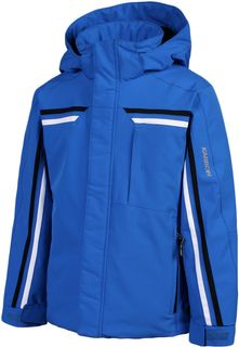 KARBON KIDS JACKET AXLE, OLYMPIC BLUE, 12