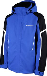 KARBON MENS JACKET JUPITER, PATRIOT BLUE, L
