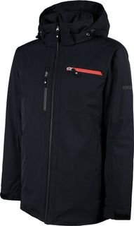 KARBON MENS JACKET AIR, BLACK, 2XL