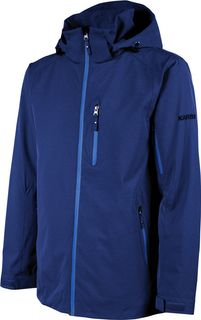 KARBON MENS JACKET STATOSPHERE, MIDNIGHT BLUE
