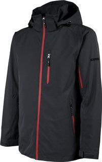 KARBON MENS JACKET STATOSPHERE, BLACK