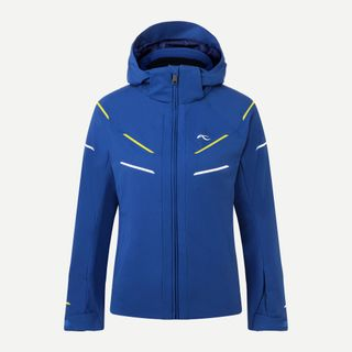KJUS FORMULA DLX KIDS JACKET - BLUE - 12/152