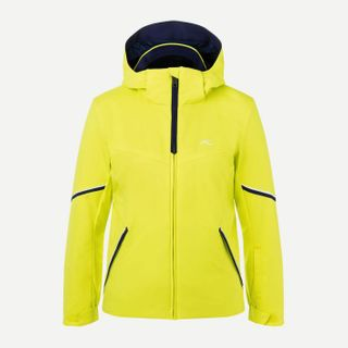 KJUS FORMULA KIDS JACKET - CITRIC