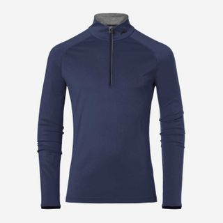 KJUS FEEL HZ MENS SKIVVY - ATLANTA BLUE