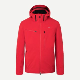 KJUS CHUCHE III MENS JACKET - RED