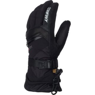 SWANY X-CHANGE WOMENS GLOVES, BLACK, M