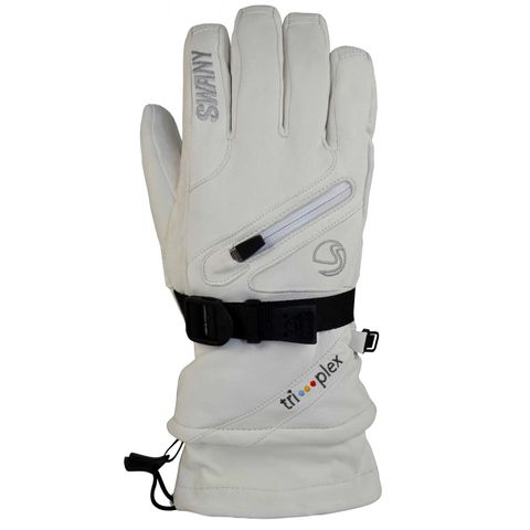 SWANY MENS GLOVE X-CELL, WHITE, M