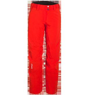 PHENIX DIAMOND DUST WOMENS PANTS - RED - SIZE 4