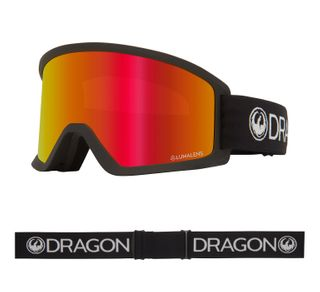 DRAGON DX3 OTG ADULTS GOGGLE - BLACK/LLREDIONEION