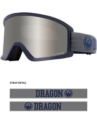 DRAGON DX3 OTG COLLEGIATE - LL SILVER ION