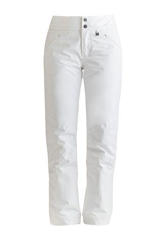 NILS HANNAH WOMENS PANT, WHITE, 8