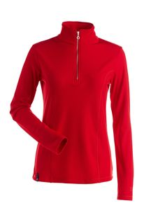 NILS ROBIN WOMENS SKIVVY, RED, XS
