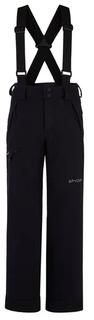 SPYDER PROPULSION BOYS PANTS - BLACK/BLACK - SIZE 10