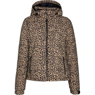 PROTEST DALLAS WOMENS JACKET,TORTILLA PRINT