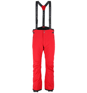 EIDER COURMAYEUR MENS PANTS - CHILI PEPPER