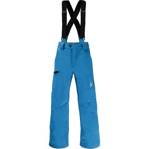 SPYDER PROPULSION BOYS PANTS - ELECTRIC BLUE - SIZE 8