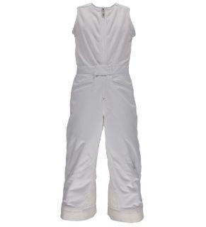 SPYDER SWEETART GIRLS PANTS - WHITE