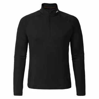 KJUS SECOND SKIN MENS TOP - BLACK - SIZE 56/2XL