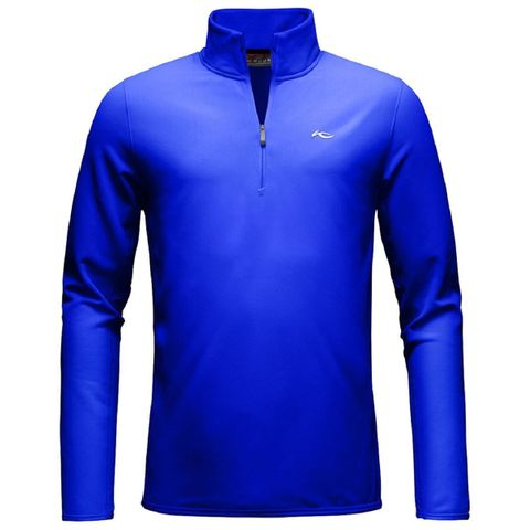 KJUS CALIENTE HALF ZIP MENS TOP - SIZE 56/2XL