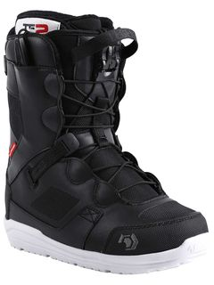 NORTHWAVE LEGEND SL 2017 MENS SNOWBOARD BOOTS - BLACK - 27.5