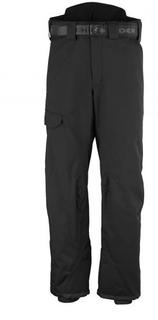 EIDER MANHATTAN MENS PANTS - BLACK