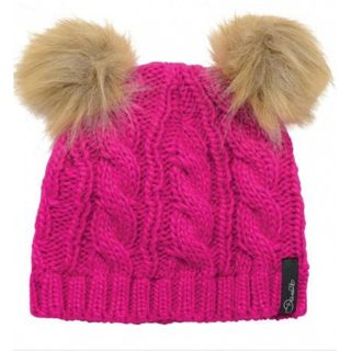 DARE2B QUICKTHINK KIDS BEANIE - ELECTRIC PINK